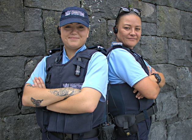 Corrections has an all-time high number of women working for the organisation and an all-time low gender pay gap.