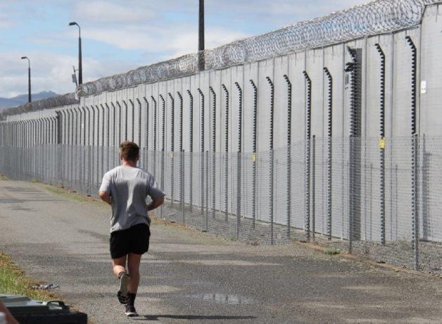 Christchurch Men's Prison marathon January 2019.