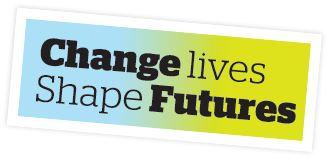 Change lives shape futures logo
